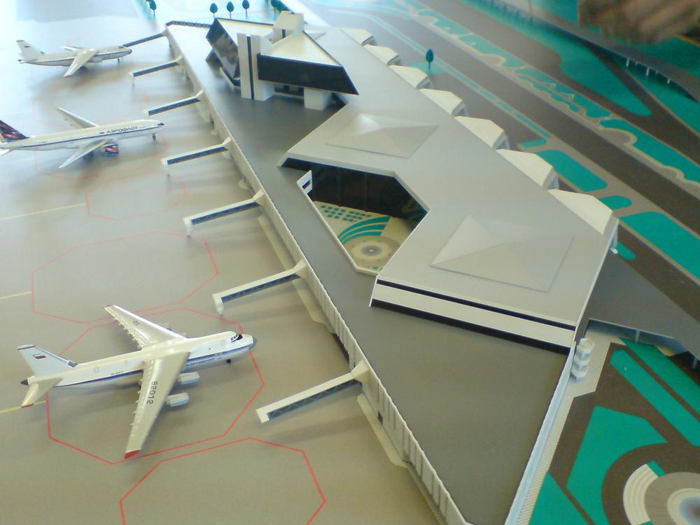 Аэропорт макет своими руками 59